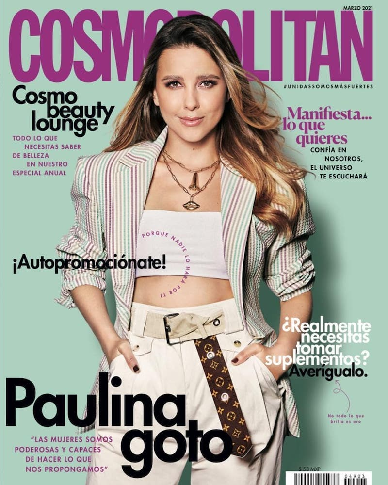 Portada Paulina